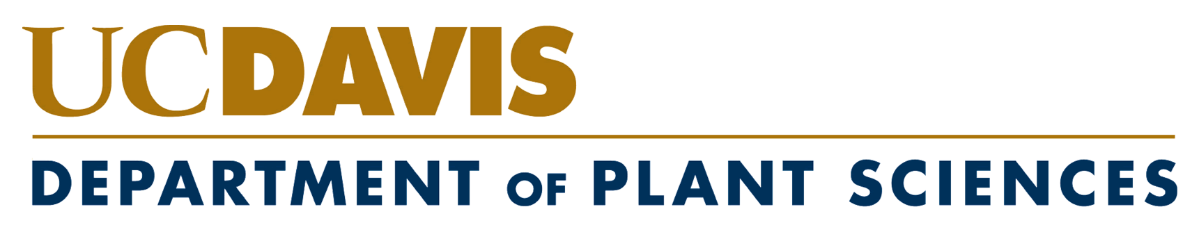 plant sciences logo